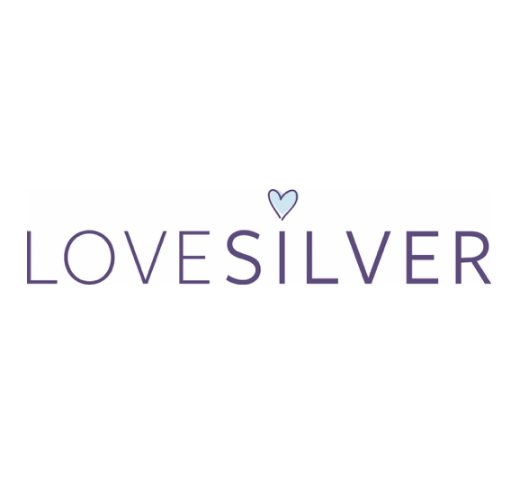 Love Silver Logo by One of One